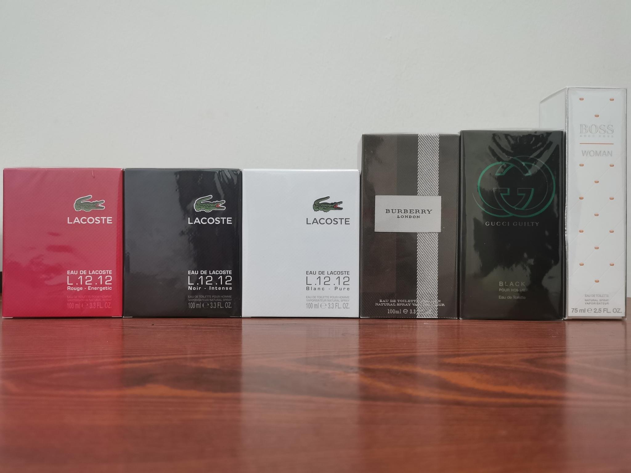 Perfumes Original - For Sale