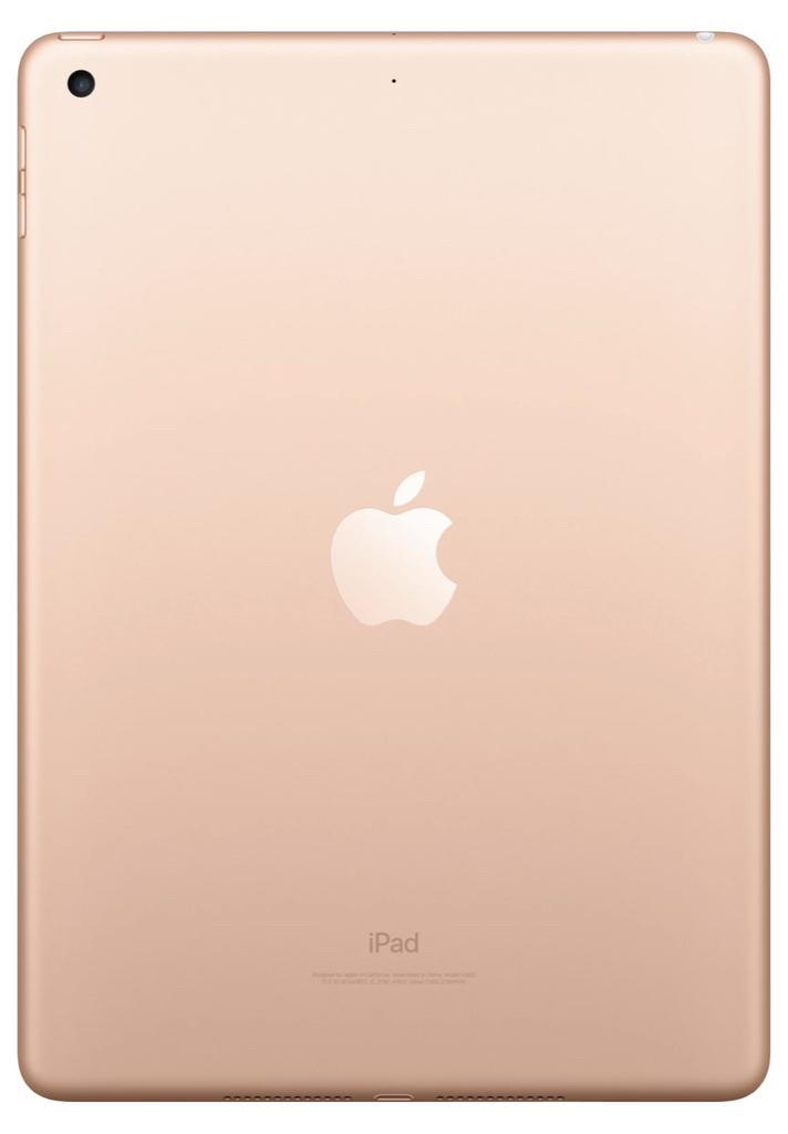 iPad 6th Gen Gold