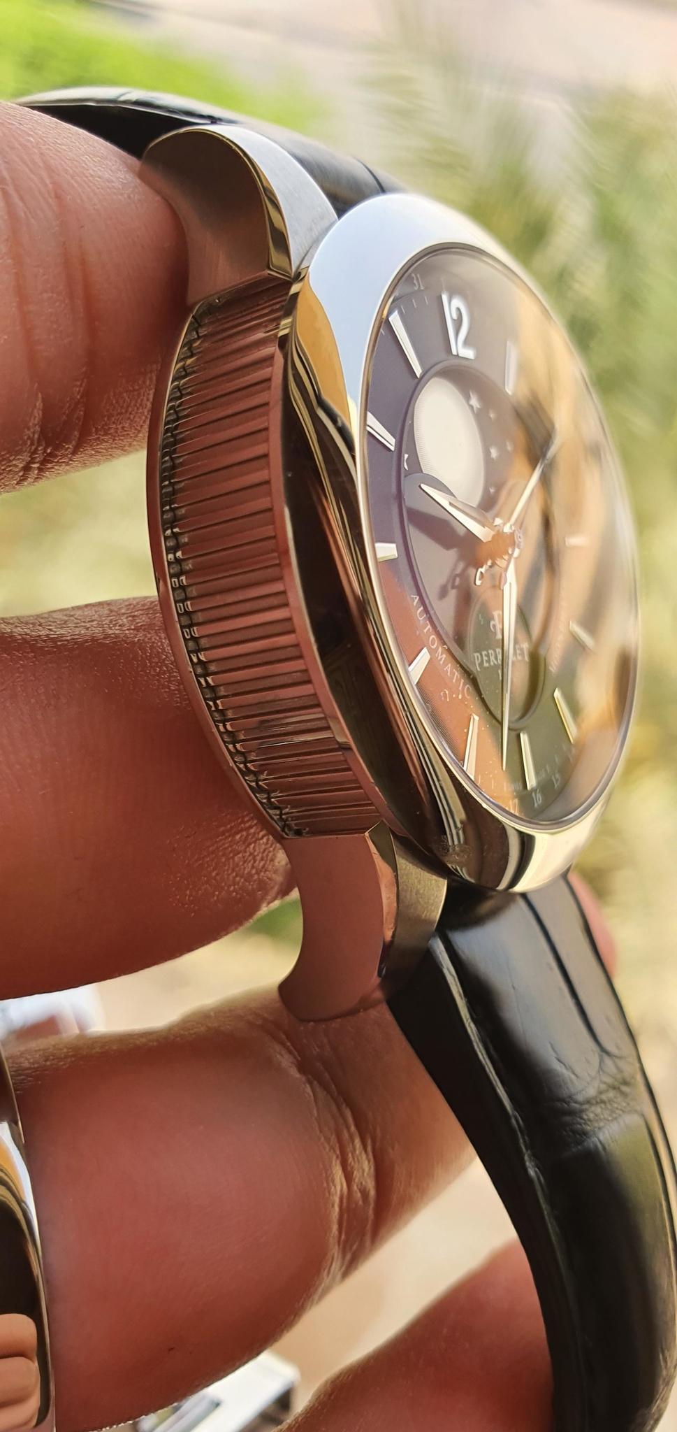 Perrelet Moonphase Men's Watch Model A1039.7 (QAR