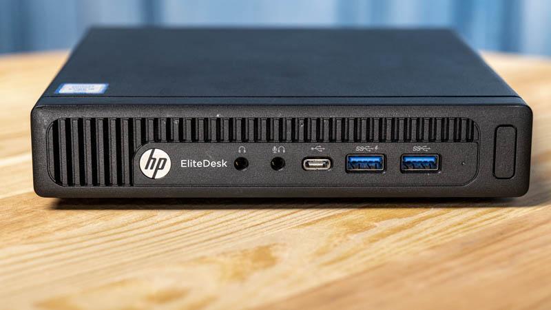 HP EliteDesk 800 G1 MINI PC - Intel Core i5 4590T