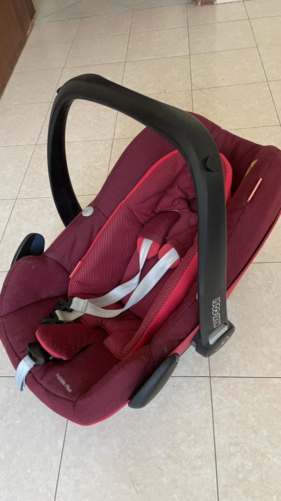 Maxi Cost Pebble Plus Car Seat