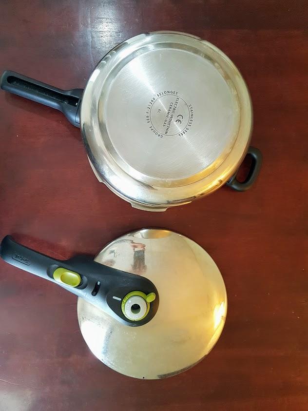 Tefal Pressure Cooker 6L