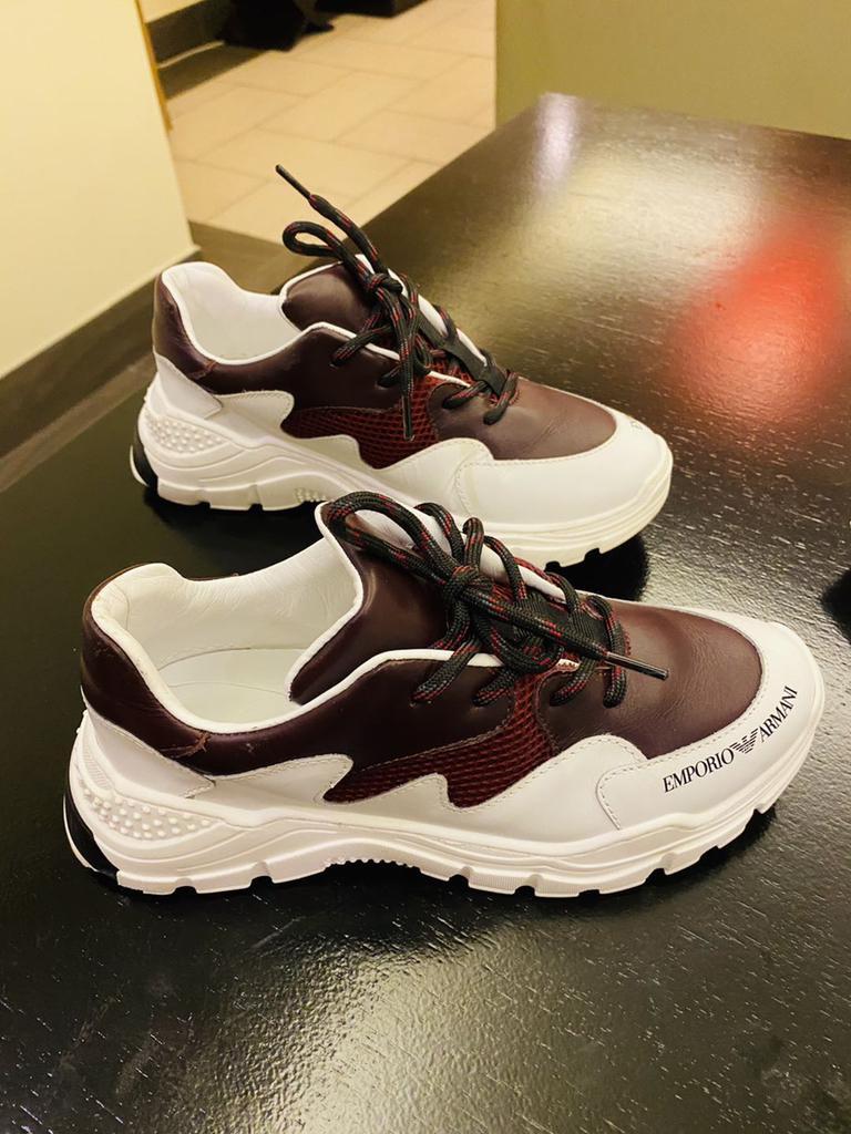 Emporio Armani Fashion Shoes