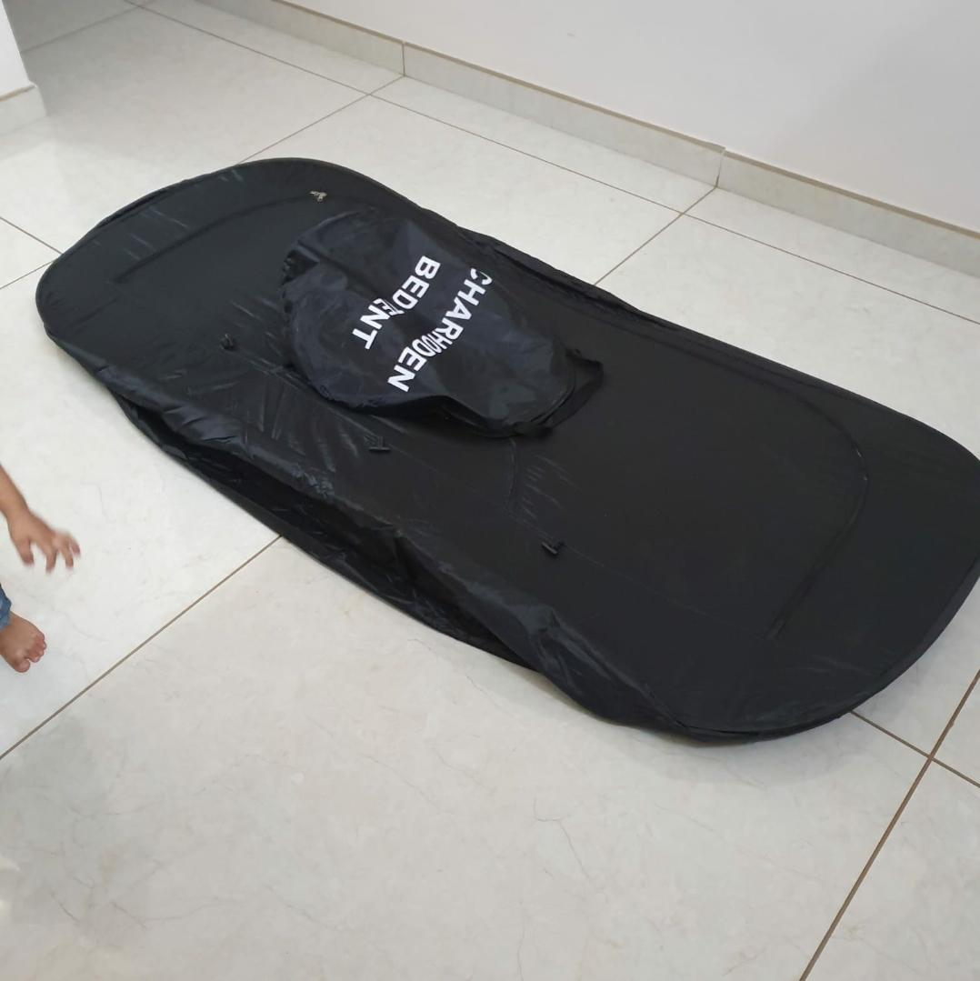 Privacy reading bed tent.. ,