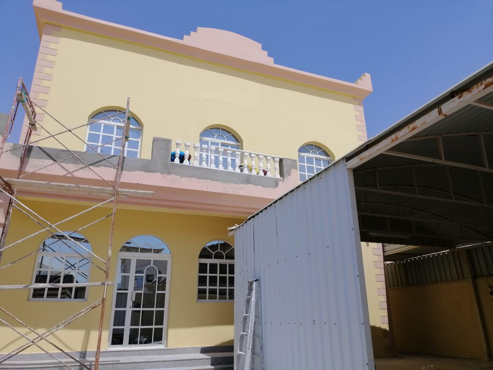 Maintenance works- Painting, Electrical, Plumbing,