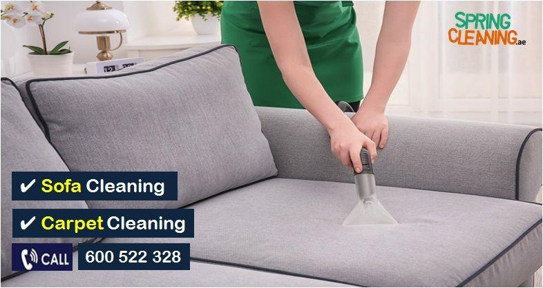 Carpet & sofa cleaning - by professional cleaner 2
