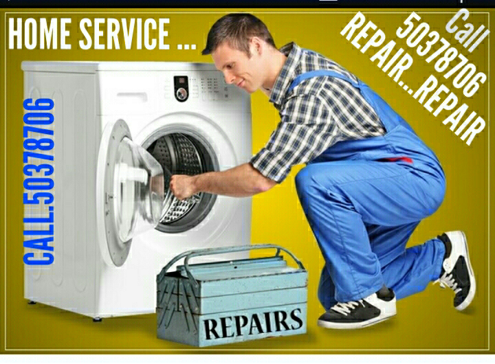 WASHING MACHINE REPAIR...CONTACT ME +974 50378706