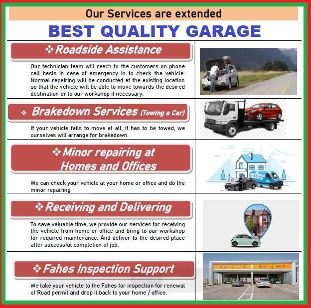 Best Quality Garage