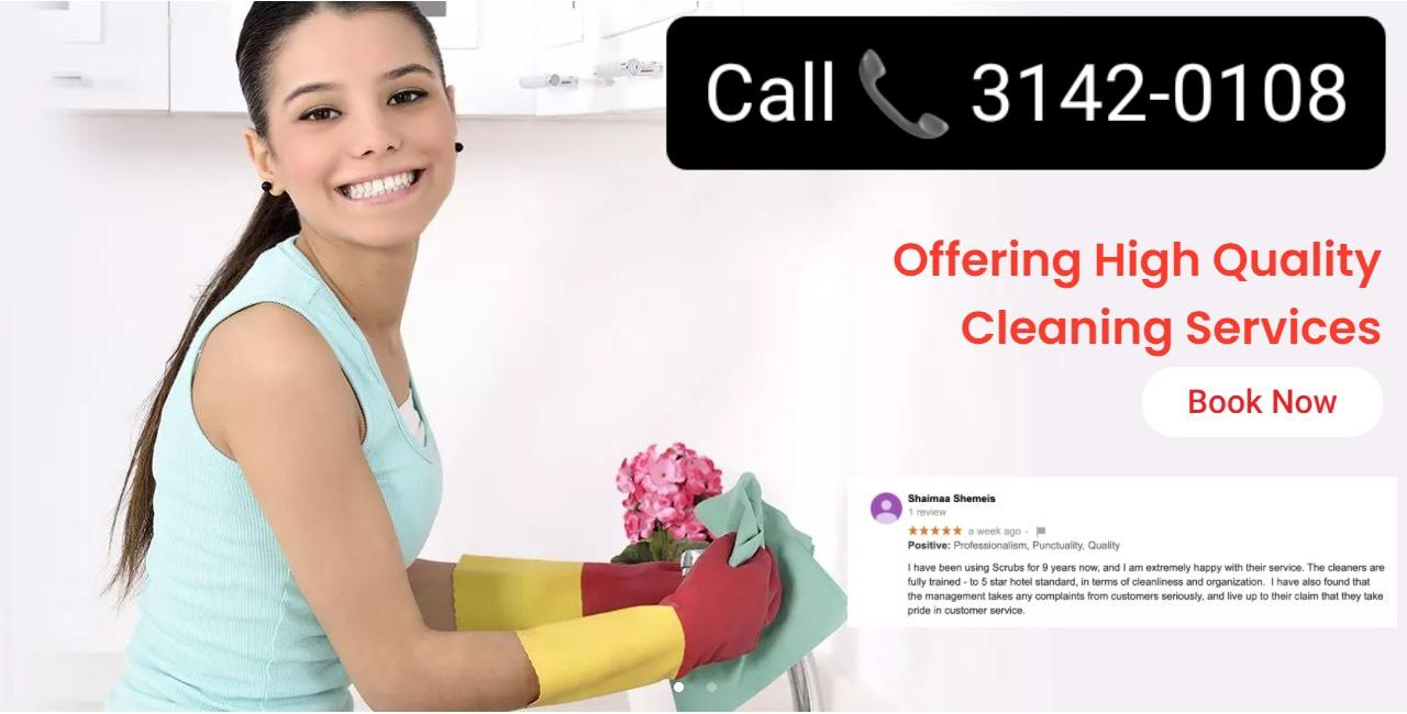 Scrubs House Cleaning/Disinfection/Pest Control/Ma