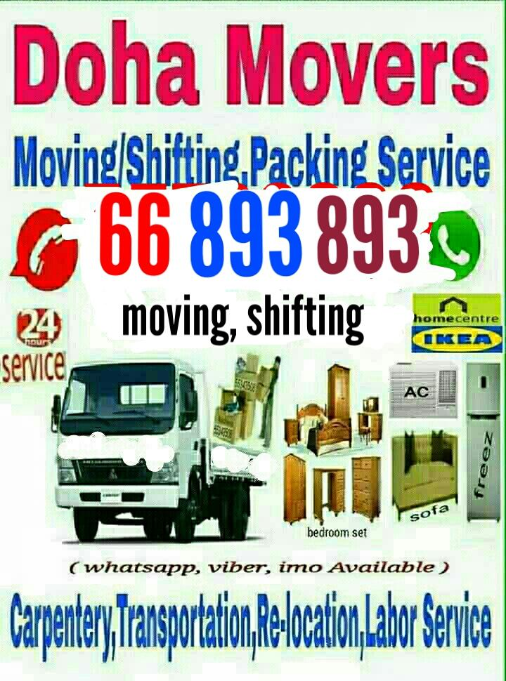 Call:66893893-LOW PRICE shifting,moving,carpentry,