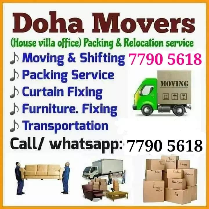 All moving and shifting works at Best price. Pleas