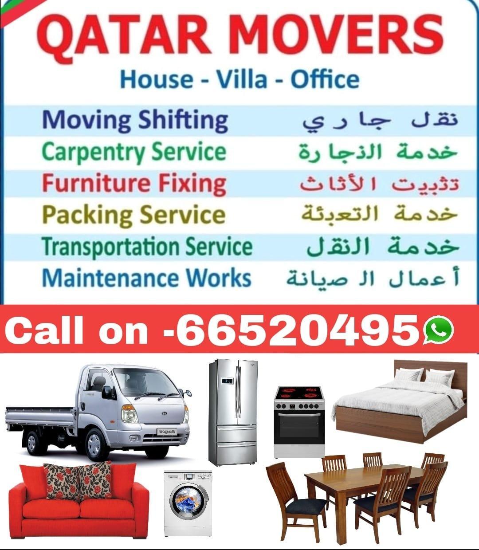 Moving packing villa office shifting carpenter m