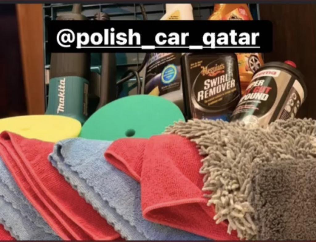 Polish Car In Home Service