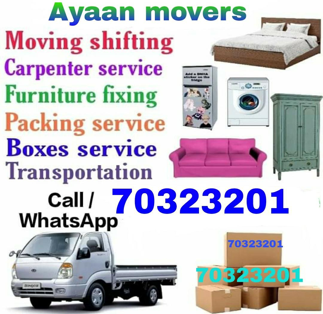 Please call me 70323201 my have  experience carpen