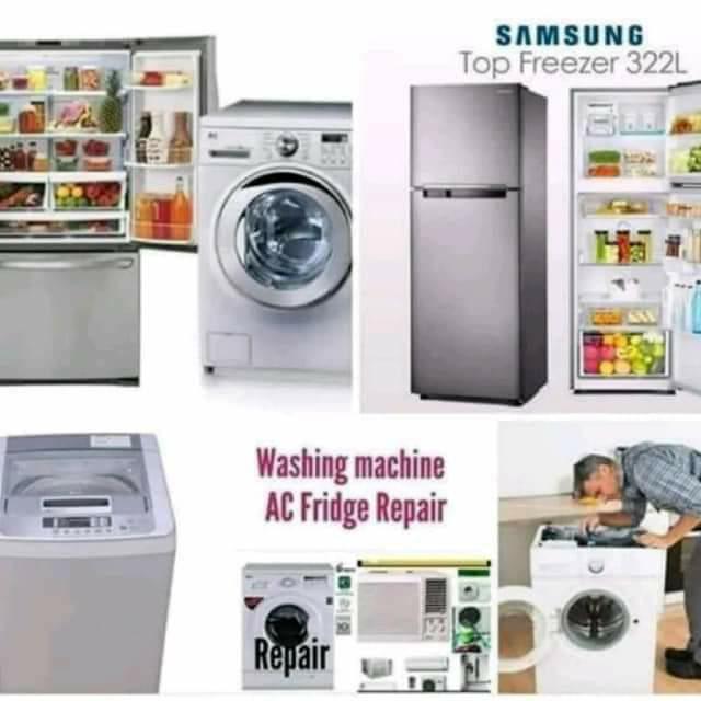 WASHING MACHINE & FRIDGE REPAIR CALL ME70697610,
