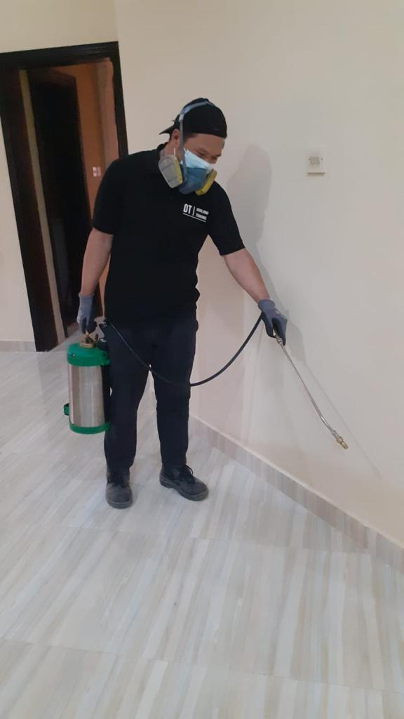 Pest Control  with 3 months guarantee & Disinfecti