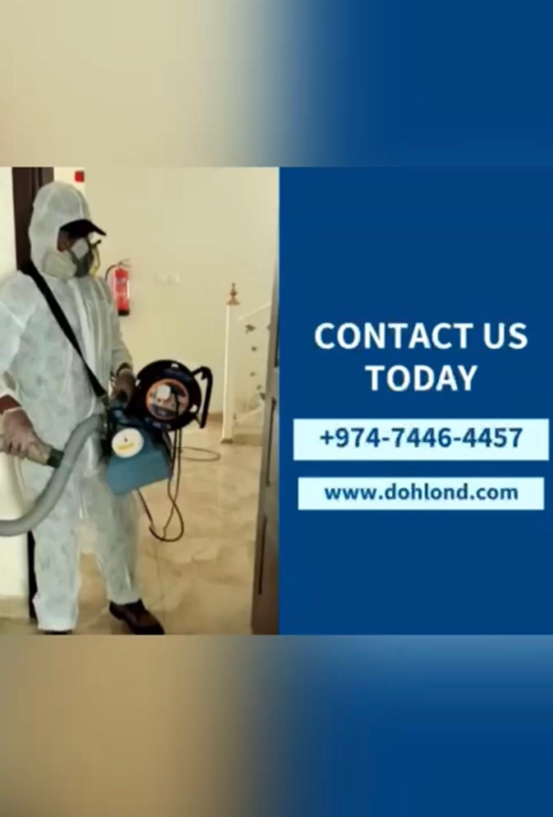 PEST CONTROL - DISINFECTION SERVICES - Pearl / Daf