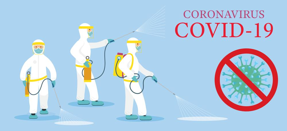 Disinfection for Covid 19 - Any place in Qatar 744