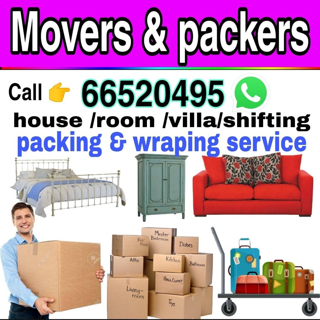 Moving and Packing experts, we are reliable and wi