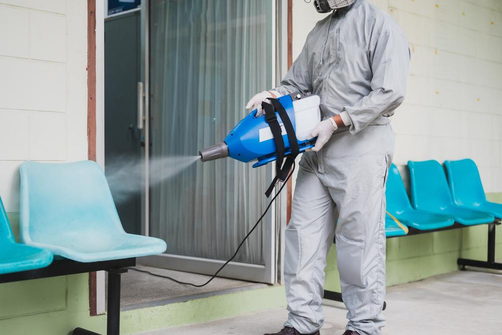 Disinfection Services - 74464457