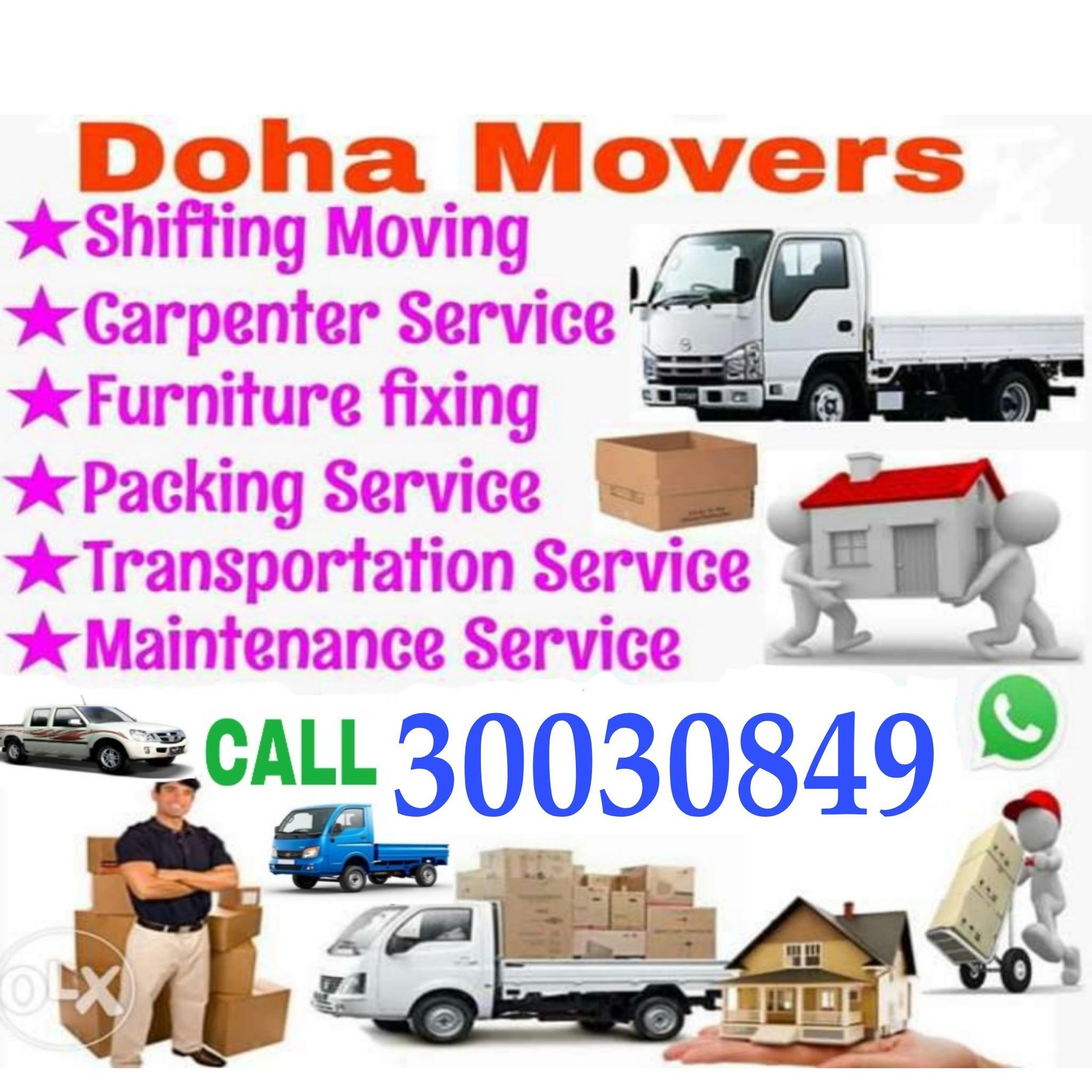 Call 30030849 Shifting & Moving Furniture Dismantl