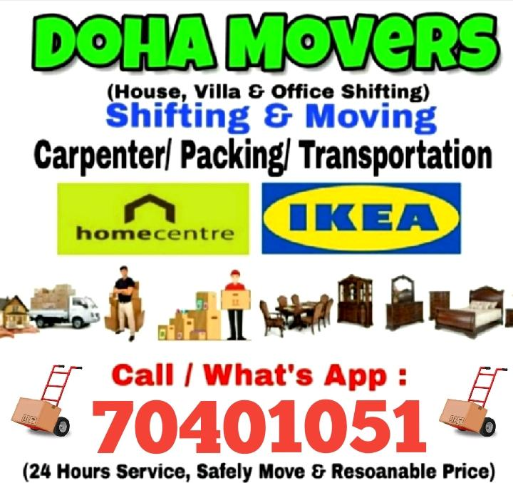 All Kinds Of Moving Shifting and Packing Service
