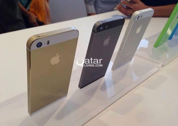 New Apple iPhone 5s White Unboxing | Qatar Living