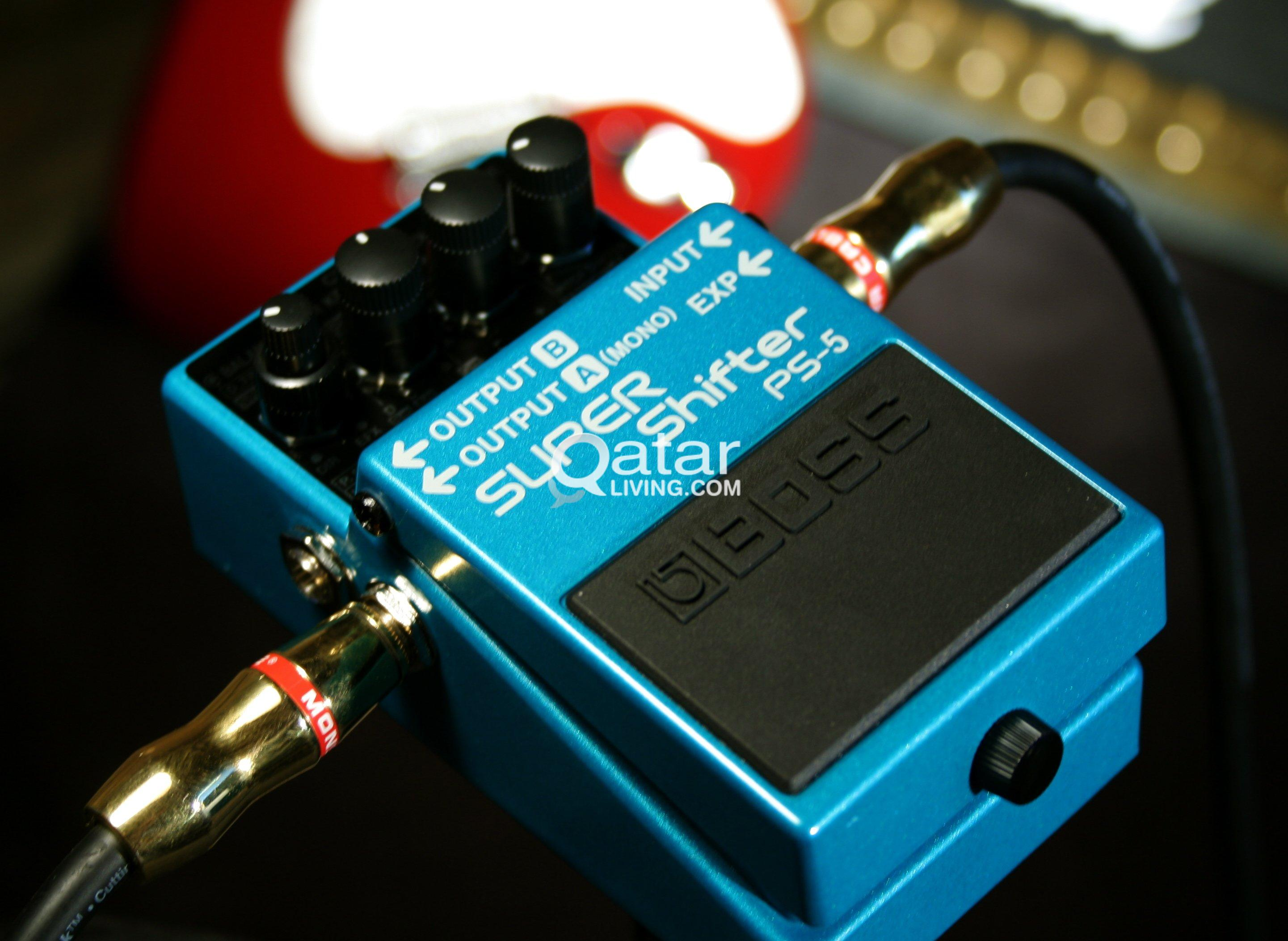 BOSS PS5 GUITAR PEDAL FOR SALE | Qatar Living