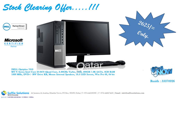 Stock Clearing Offer   Limited Time…………   | Qatar Living