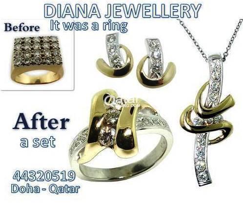 Diana Jewellery Watches Qatar Living