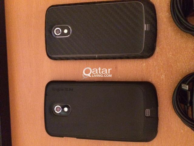 2 Samsung Galaxy Nexus