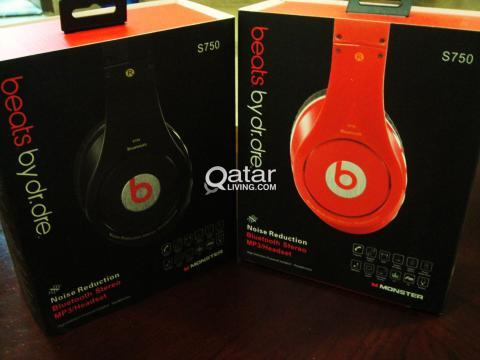 Dr. Dre BEATS Headsets CORDLESS BLUETOOTH