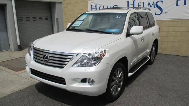 For Sale: MY 2011 LEXUS LX 570 FULL OPTION | Qatar Living