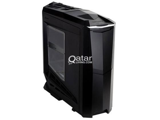 full tower computer case silver stone raven RV01 | Qatar Living