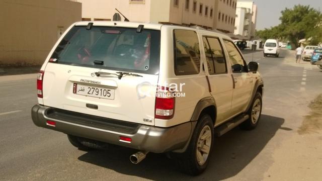 Nissan Pathfinder 2004 in Good Condition | Qatar Living