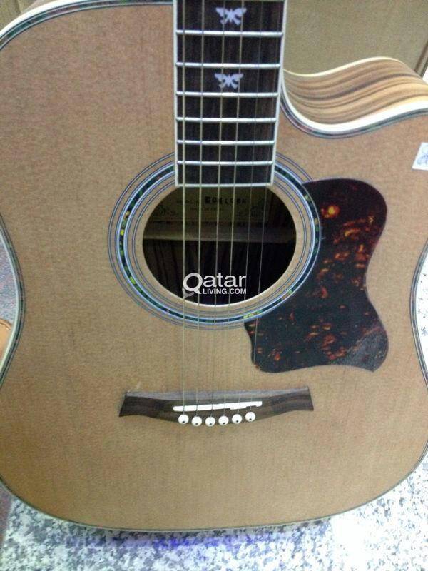 ACOUSTIC GUITAR for Sale   Qatar Living