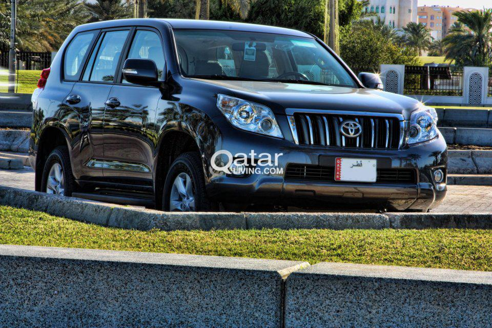 Toyota Prado TXL V6 - (Model 2012) 4000cc Mint Condition (Urgent Sale)