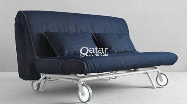 Ikea Ps Sofa Bed Murbo Qatar Living