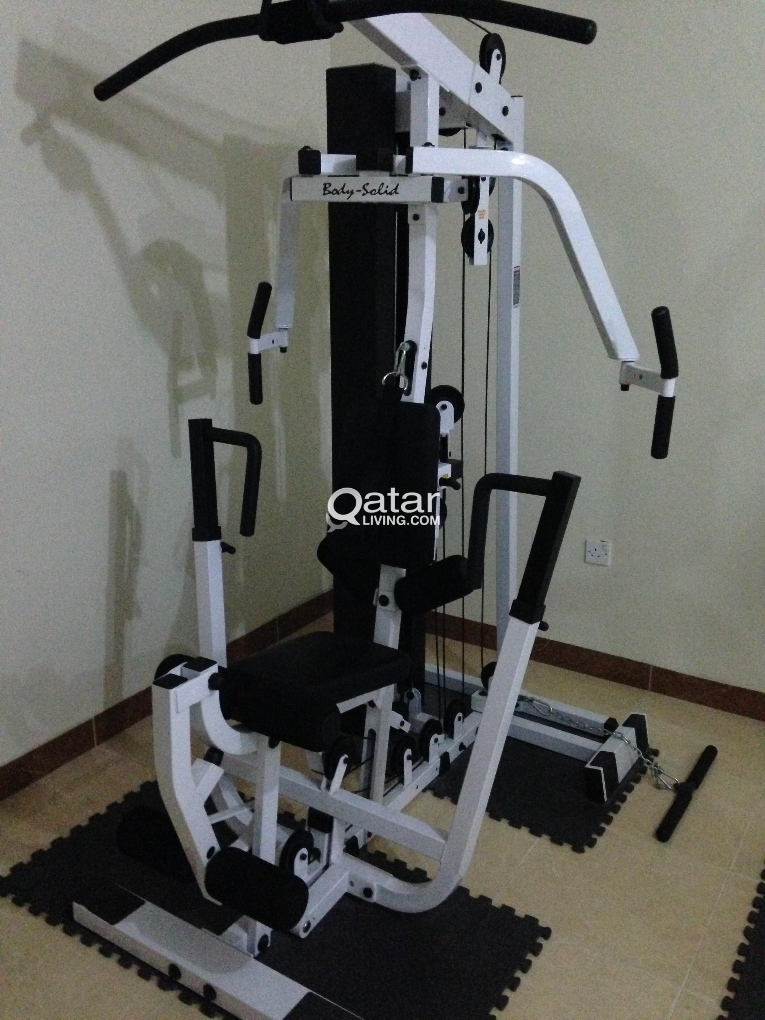 Superb home gym for sale qatar living