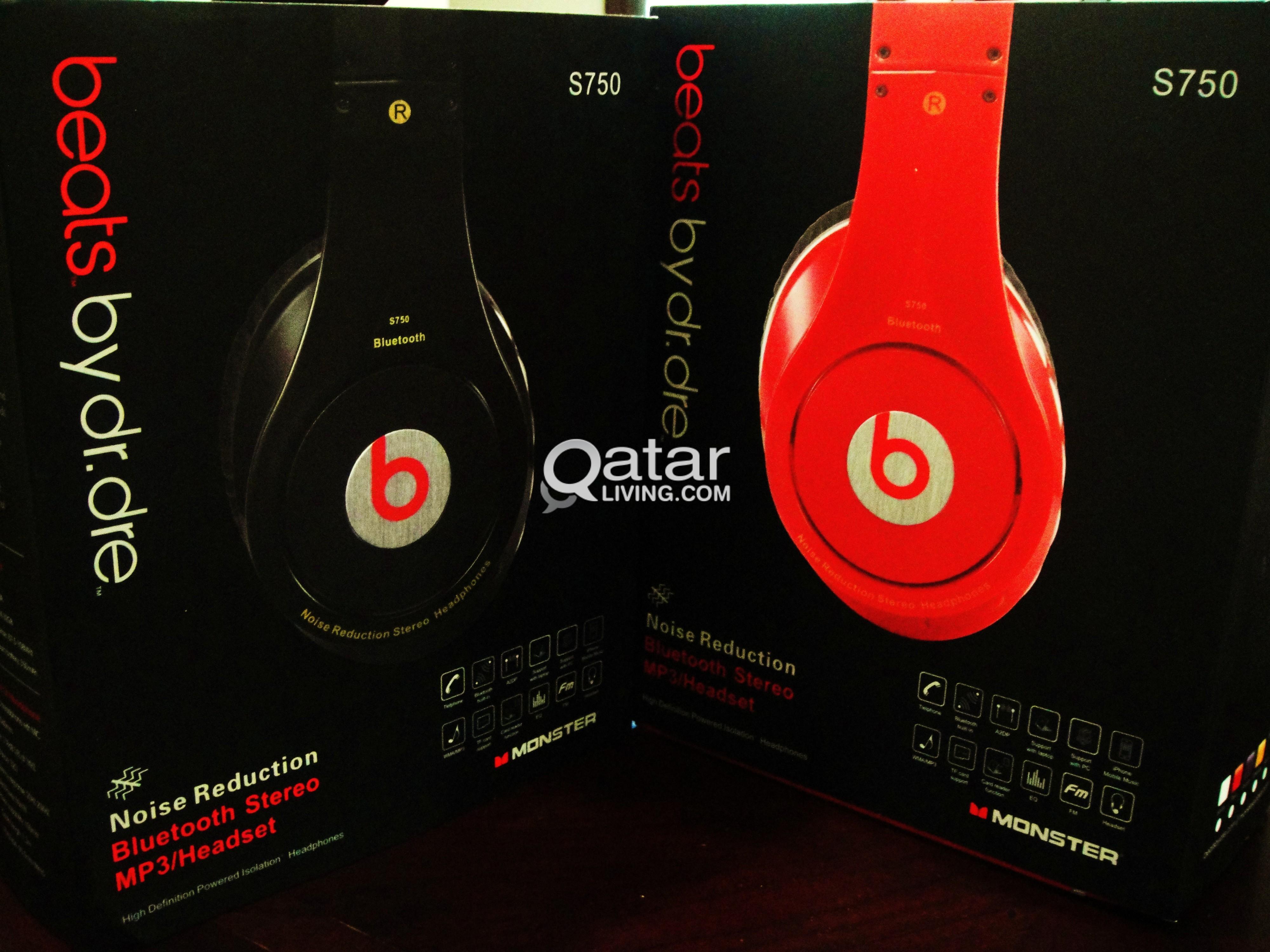Dr. Dre BEATS Headsets CORDLESS BLUETOOTH