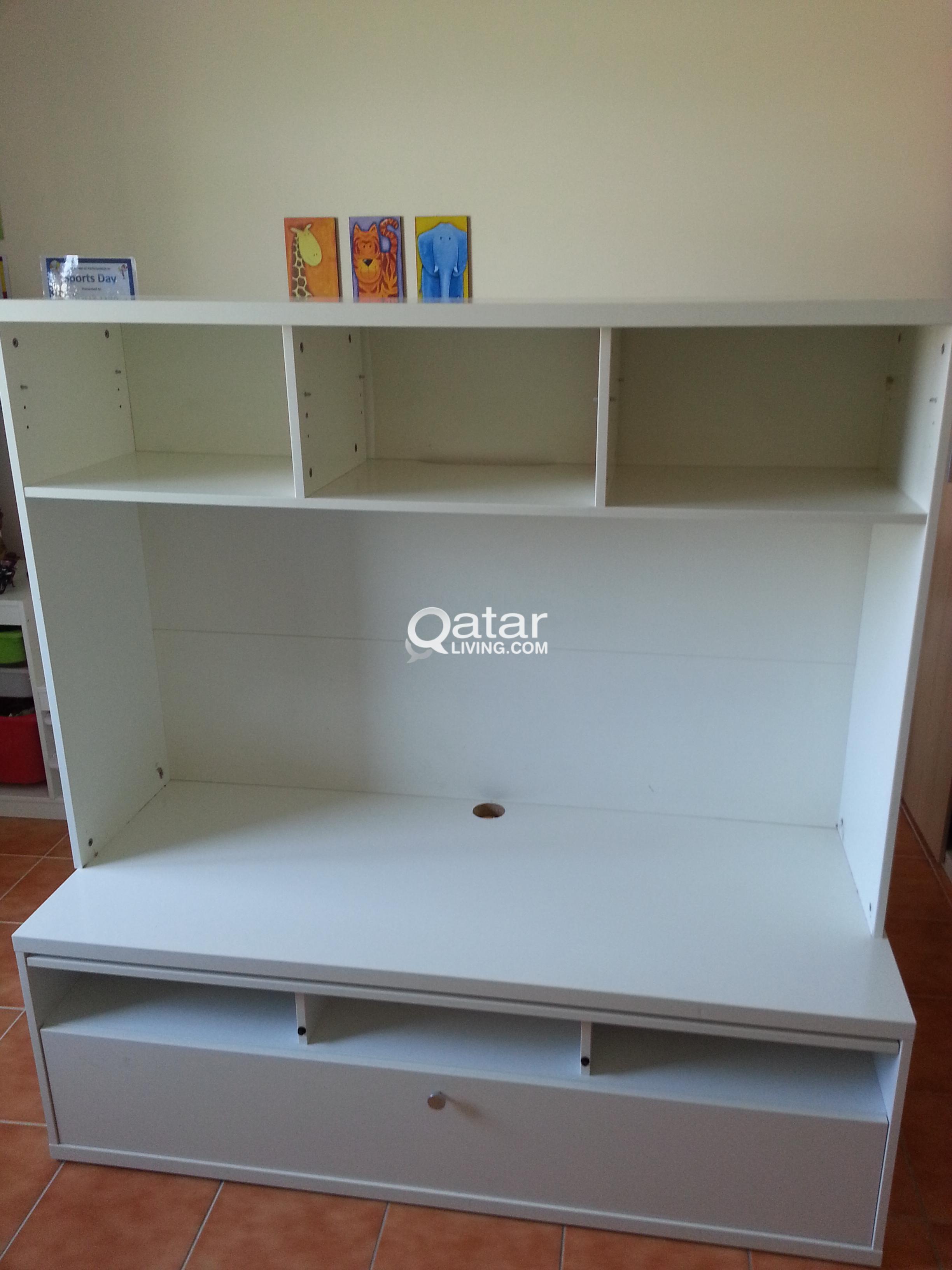 Ikea Bonde Tv Bench Qatar Living # Meuble Tele Bonde Ikea