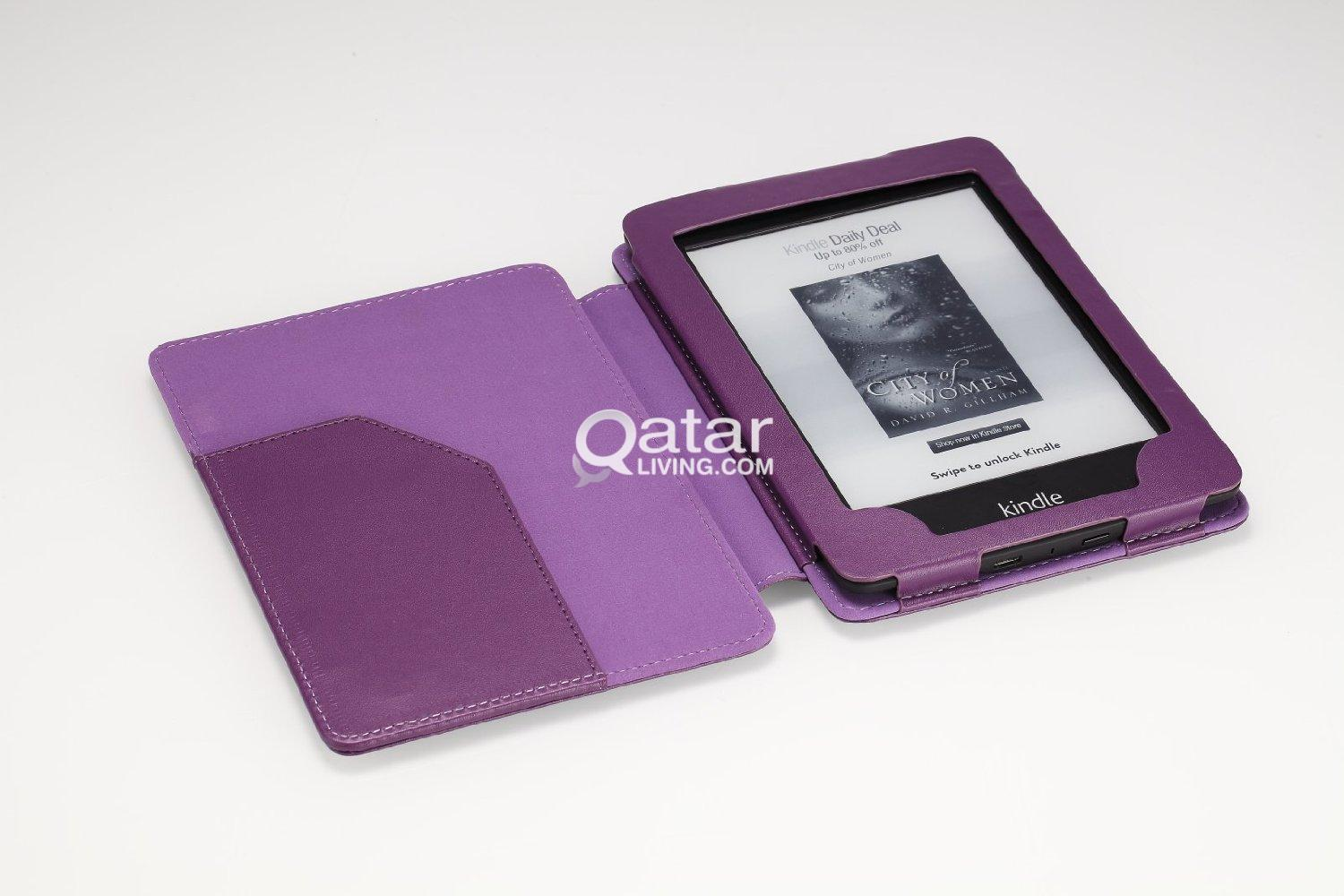 Cover Case for Amazon All-New Kindle Paperwhite (PURPLE