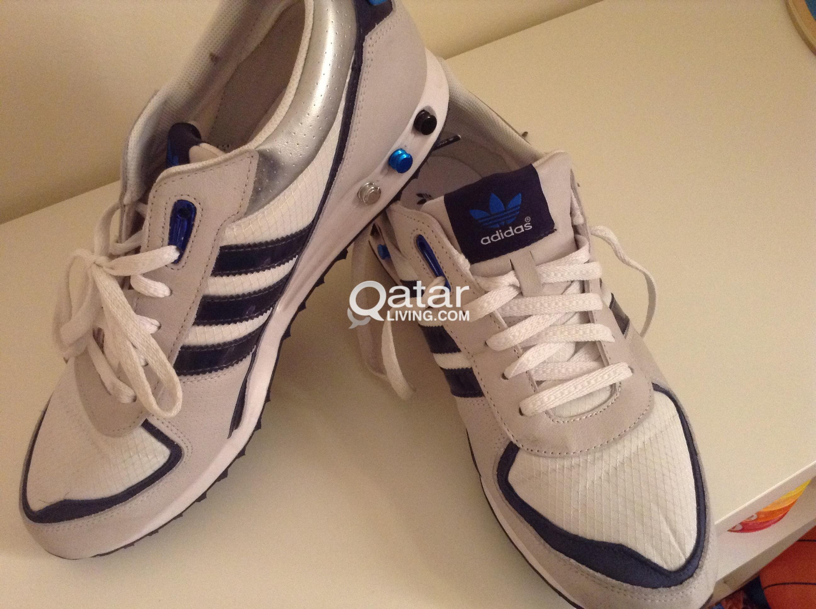 title; title; title; title; title; title. Information. Adidas Originals L.A  Trainer shoes for sale.