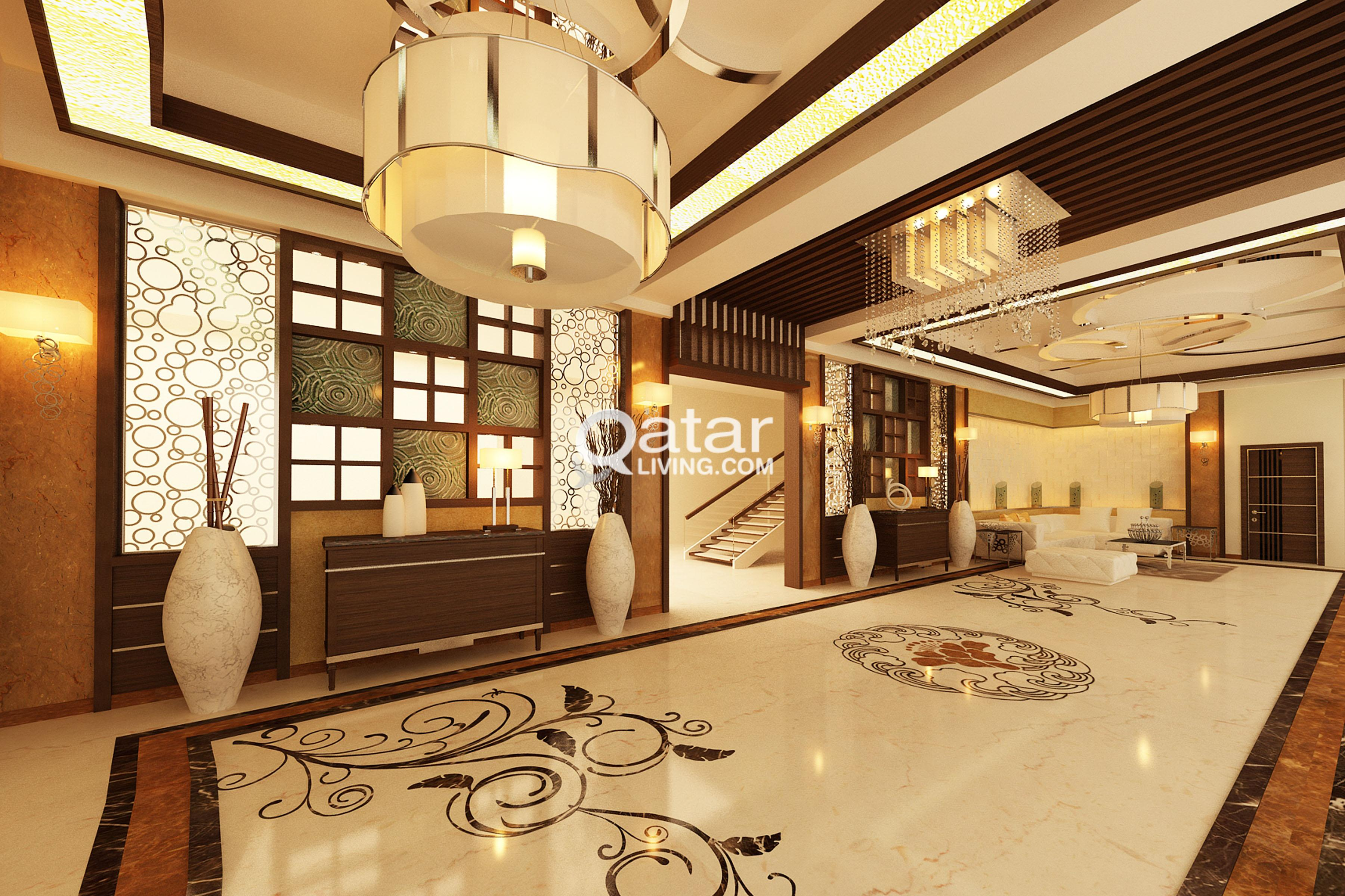 3d visualizer interior designer qatar living