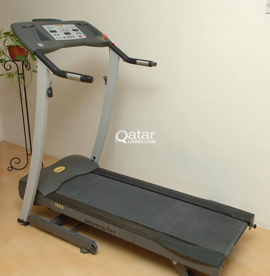 SportsArt Treadmill 1060 HR | Qatar Living