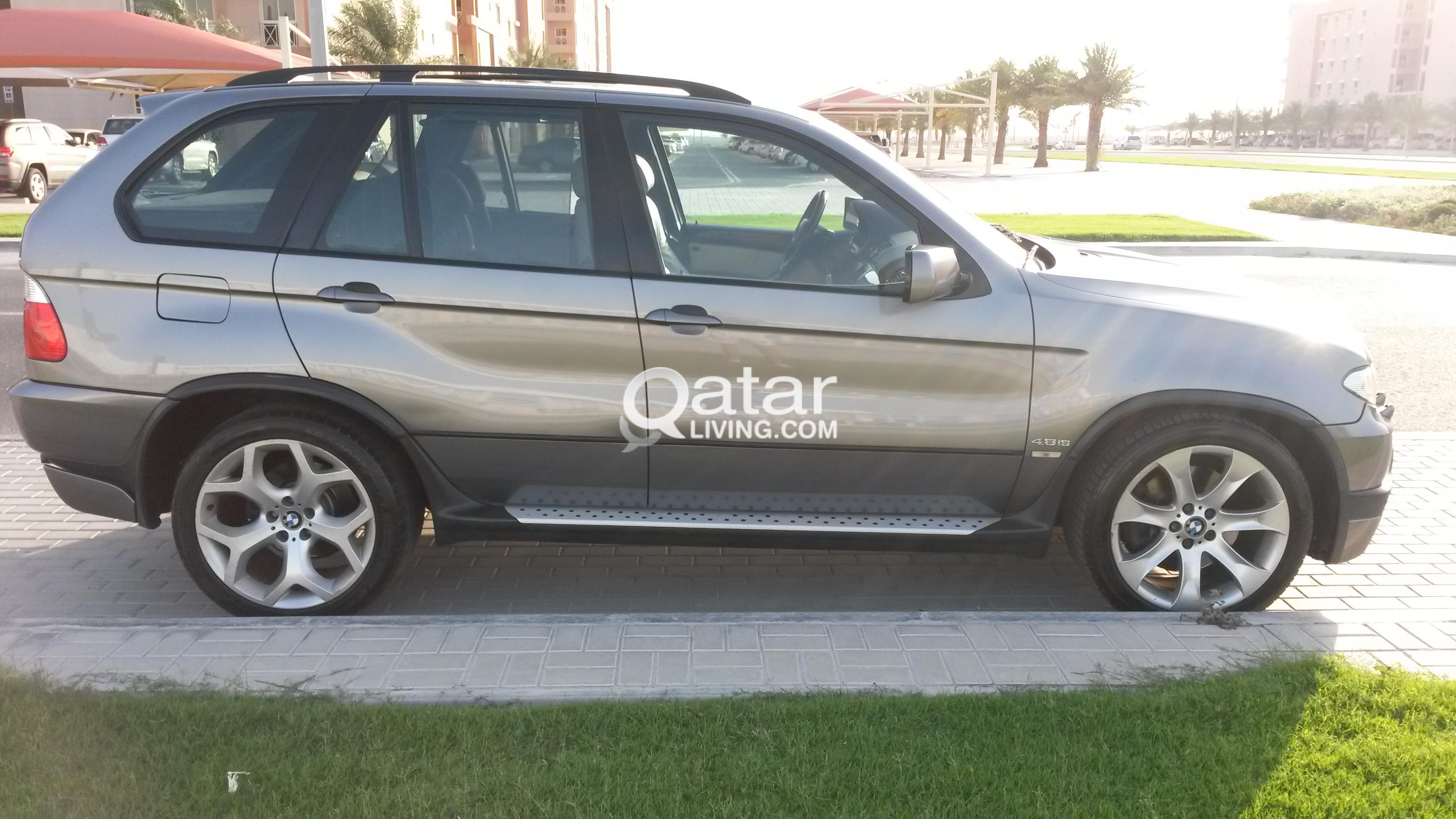 bmw x5 4.8is v8 2005   qatar living