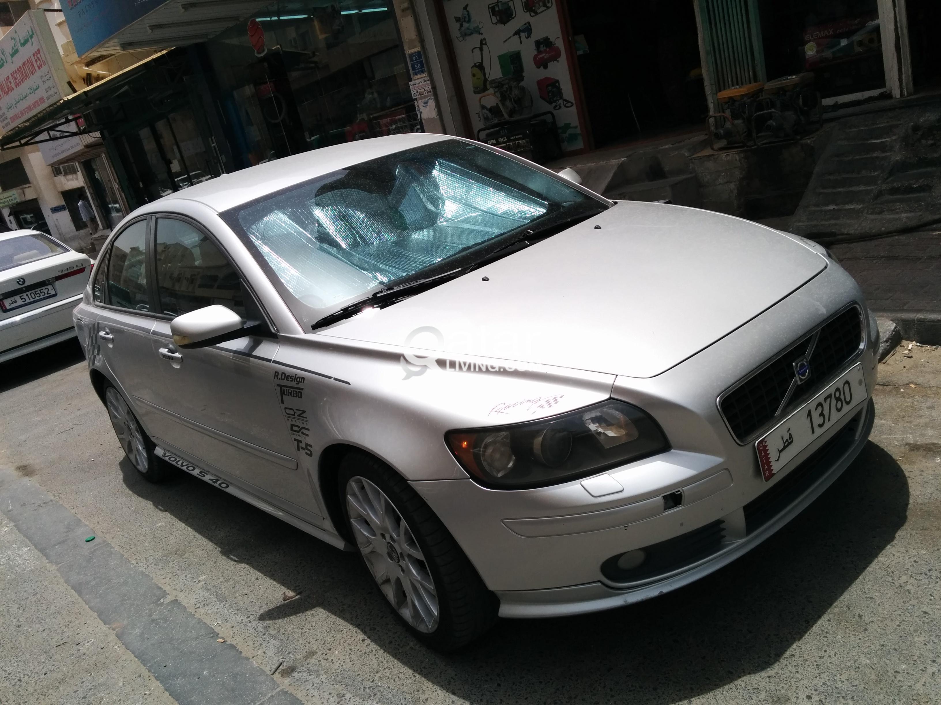 volvo s40 T5 | Qatar Living