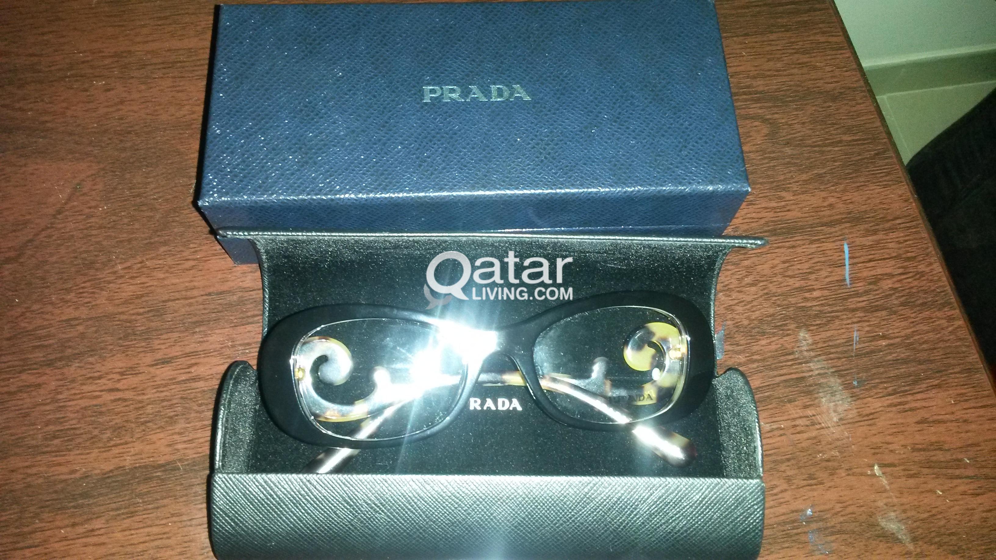 4175e58831b ORIGINAL PRADA GLASSES -LADIES