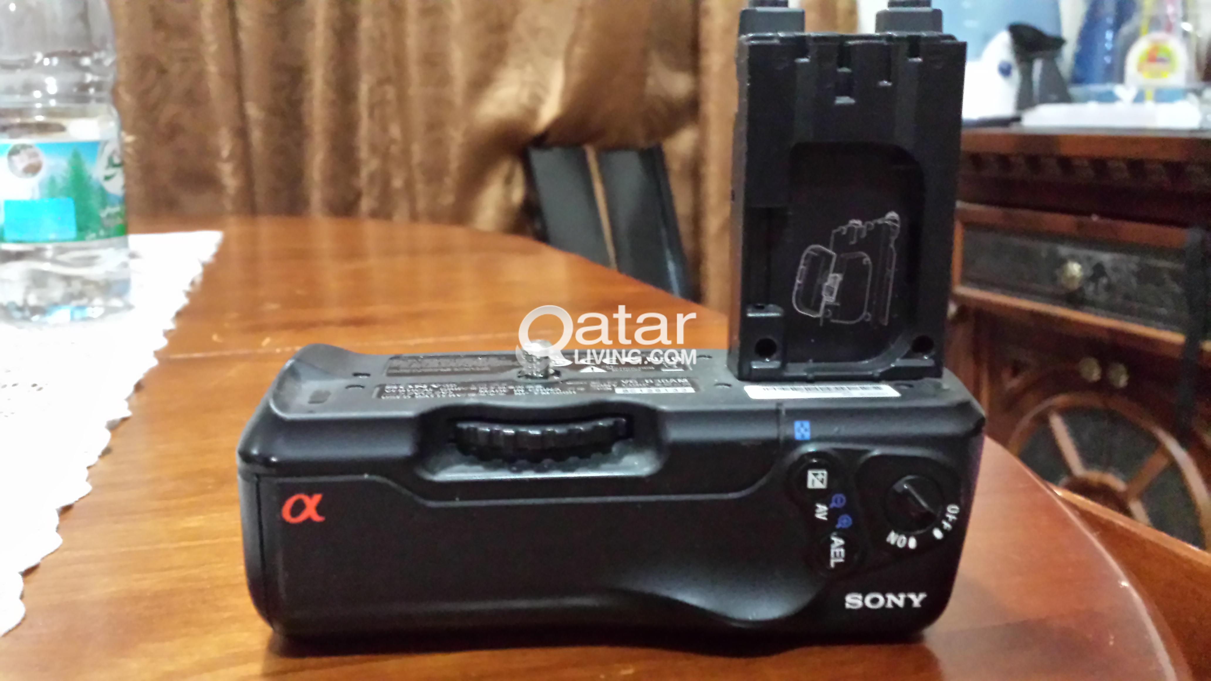 Sony VG-B30AM Vertical Grip for Sony Alpha Digital SLRs