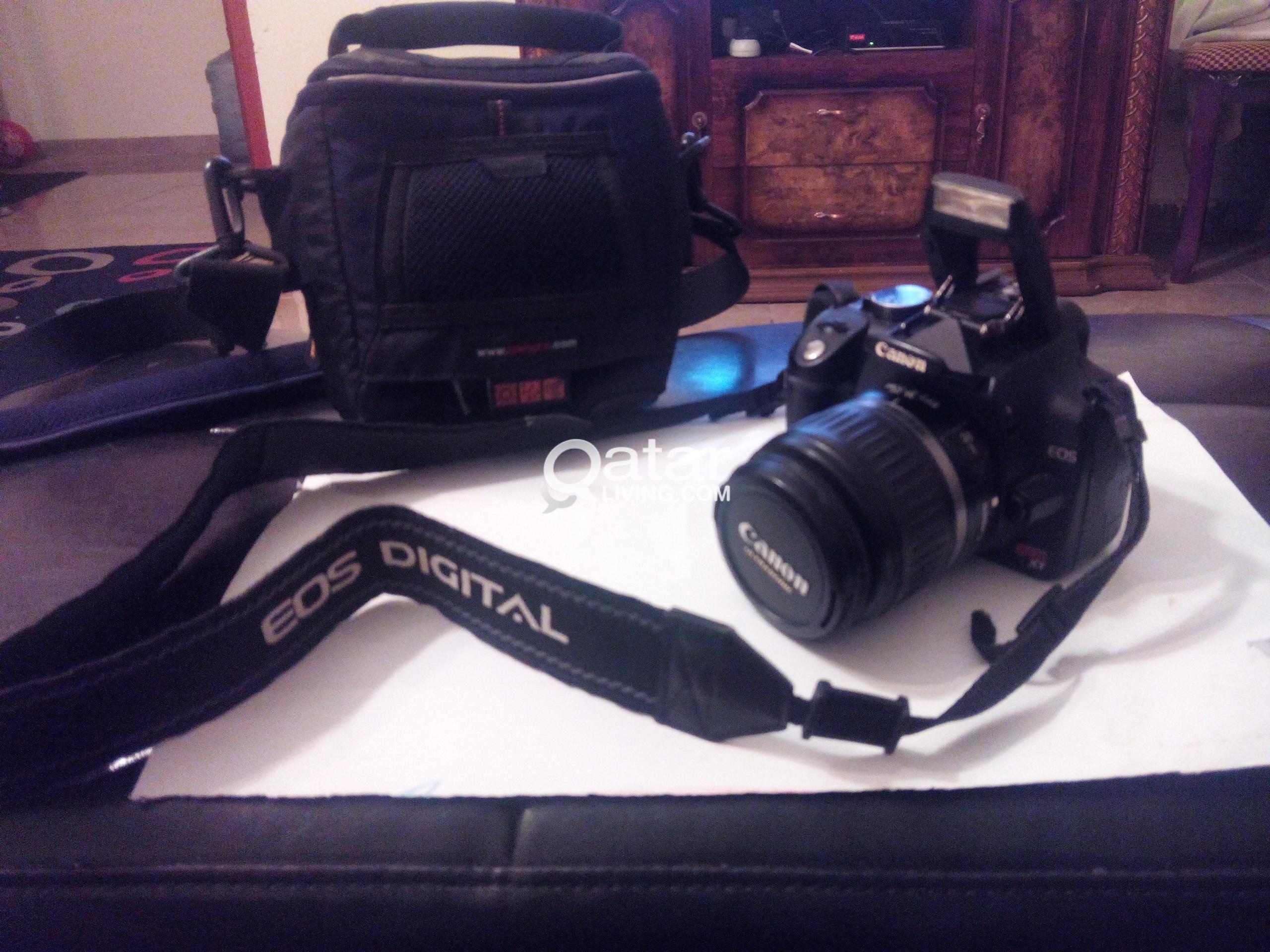 Canon EOS 350D / Digital Rebel XT | Qatar Living